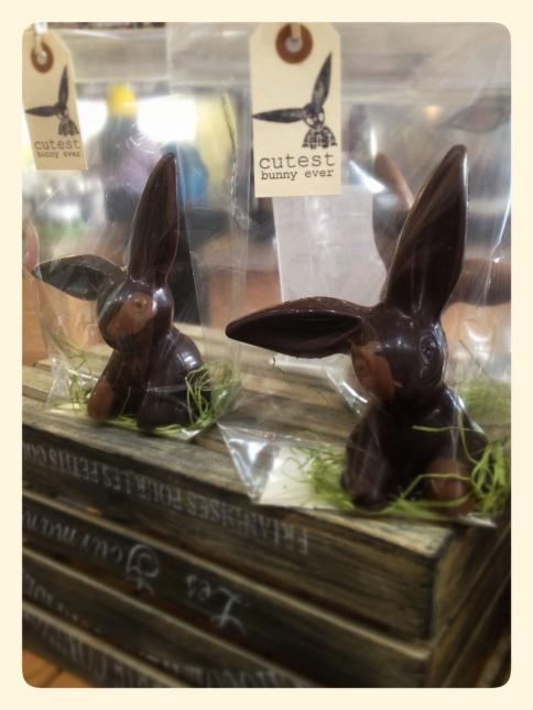 Soma Chocolate Easter Bunnies Toronto
