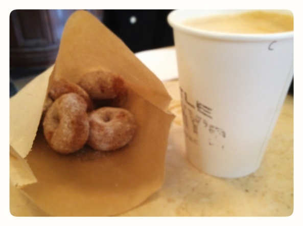 Little NIcky's Mini Donuts Toronto