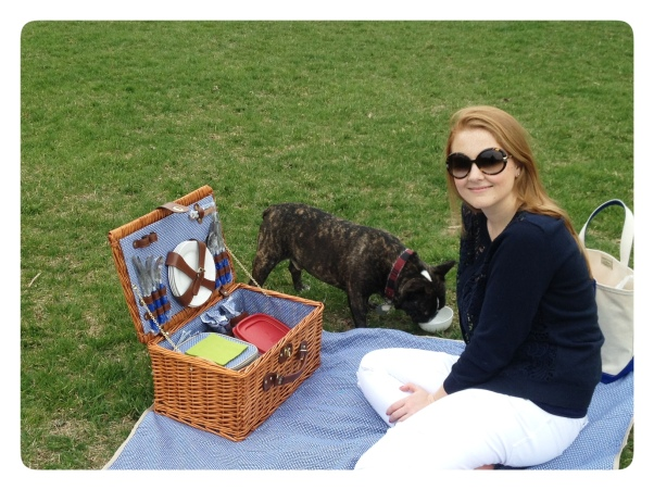 Picnic basket C Wonder