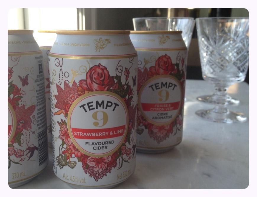 Tempt 9 Cider