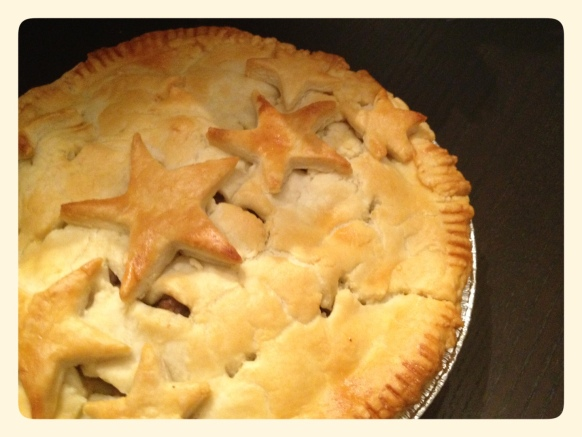 Traditional Meat Pie Tourtiere