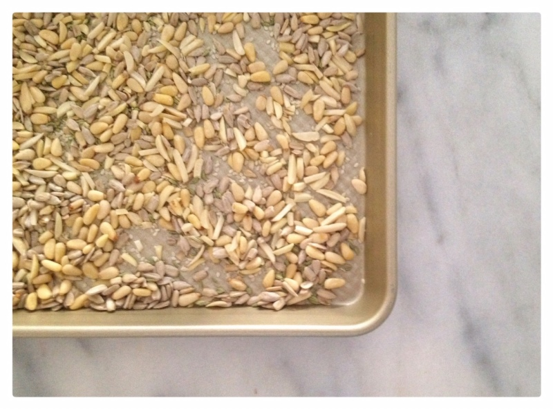 Fennel and Honey Granola