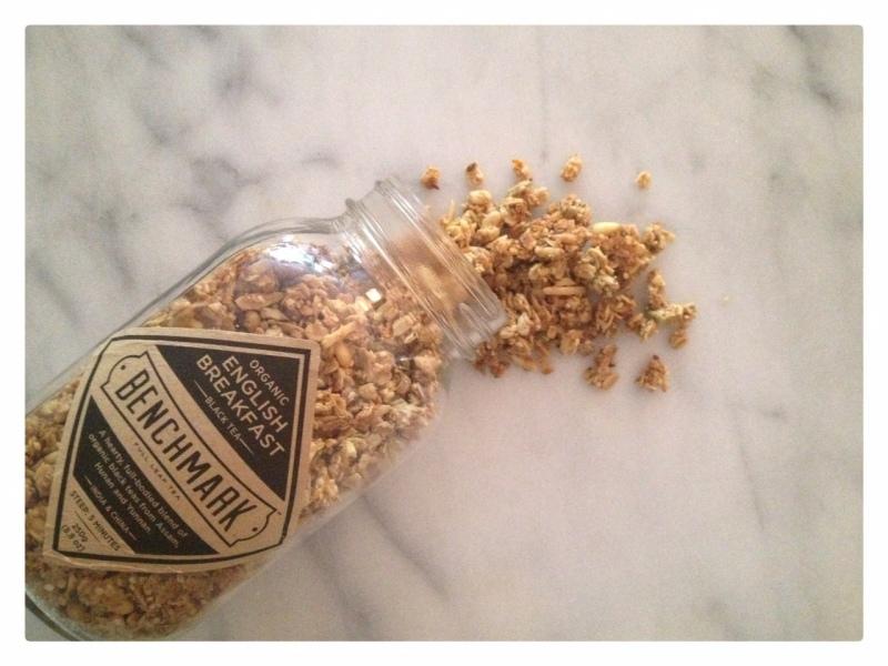 Fennel and Honey Sugar Free DIY Granola