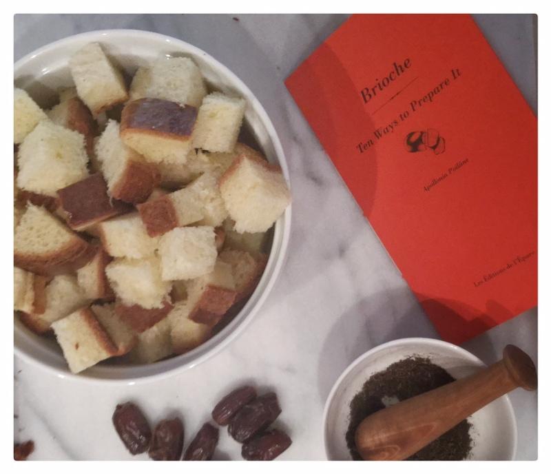 Poilane Brioche Recipe Book Paris