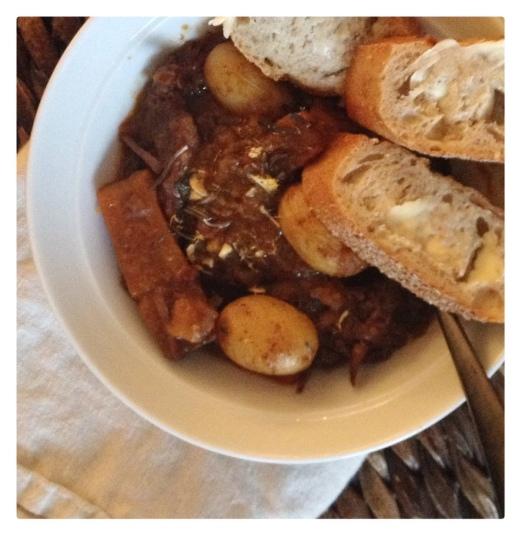 Jamie Oliver Beef Stew